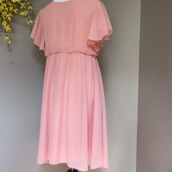 Mom 2 Mom Dresses Peach Mom 2 Mom Maternity Dress Poshmark